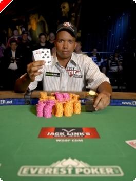2009 WSOP: $2,500 No-Limit 2-7 Draw Събитие #8 – Отличен Шест За Phil Ivey