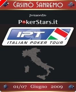 PokerStars.net запускает IPT в Сан-Ремо
