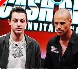 durrrr challenge - Utmaningen mellan Dwan och Antonius fortsätter, mitt under WSOP