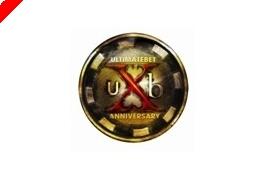 WSOP - La promoción del 10º aniversario de UltimateBet ofrece un patrocinio de 10 millones de...
