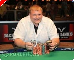 WSOP 2009: Keven Stammen – победитель турнира #13, $2 500 No-Limit Hold'em