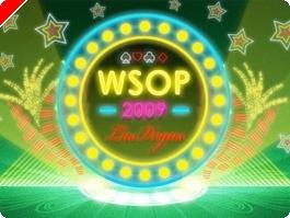 WSOP 2009: $10 000 World Championship Omaha Hi/Lo турнир #18, День 1