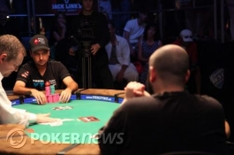 ChipMeUp Bidder Wins Big Staking Negreanu at WSOP