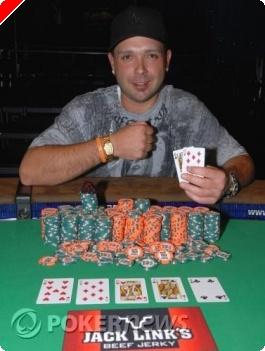 2009 WSOP: $2,000 NLHE Събитие #11 – Anthony Harb Спечели