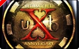 UltimateBet tilbyr $10 Millioner i Bonus til alle WSOP Main Event spillere