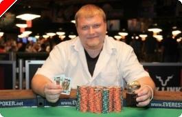 2009 WSOP: Събитие #13, Keven Stammen Сграбчи Първата Си Гривна