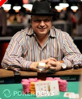WSOP 2009: Evento#16 - Jeff Lisandro Volta a Ganhar Uma Bracelete em Stud