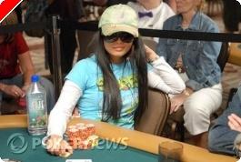 WSOP 2009 päevik (13): oma esimest live-turniiri mänginud Hamilton võitis naiste WSOP