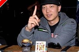 2009 WSOP: $1,000 ノーリミットホールデム イベント#4, デイ4 – Steve Sung...