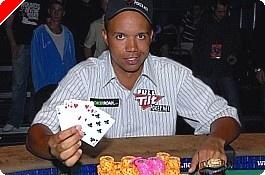 2009 WSOP:$2,500ノーリミットDeuce-to-Sevenドロー イベント#8 – Phil Ivey...