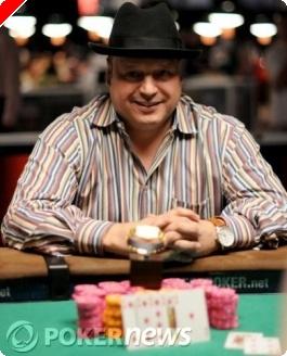 2009 WSOP: Събитие #16, Lisandro Победи В Бърз Stud Финал
