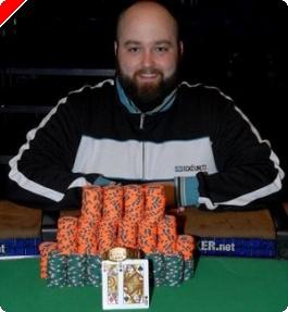 WSOP 2009: Evento#19 - Brock Parker Volta a Ganhar