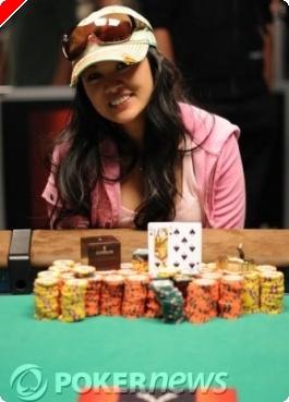 2009 WSOP: Lisa Hamilton Спечели Събитието За Дами #17