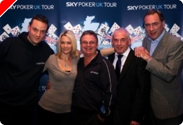 Sky Poker UK Tour Final this Weekend, Steve Davis on the Poker Show + more