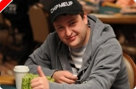 Tony G wygrywa sporo dla podbijających na ChipMeUp