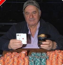 WSOP 2009: Evento#24 - Panayote Vilandos Leva Ouro Para Casa