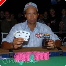 WSOP 2009: Evento#25 - Phil Ivey Conquista Sétima Bracelete