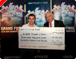 Robbie Fisher-O'Brien wins SPUKT Grand Final, Kevin Parkes wins GUKPT Summer Series Bolton