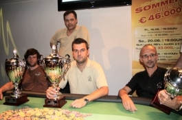MONTESINO4EVER gewinnt Teamchallenge
