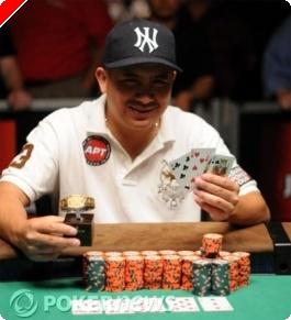 WSOP 2009: J.C. Tran Reclama o Ouro no Evento 30 – $2,500 Pot Limit Omaha