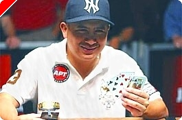 2009 WSOP:Tran 2つ目のブレースレット獲得