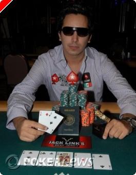 WSOP 2009: Evento#32 - Angel Guillen No Lugar Mais Alto do Pódio