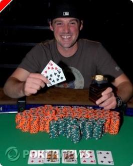 WSOP 2009: Evento#34 - Eric Baldwin Sagra-se Vencedor
