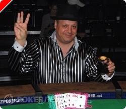 WSOP 2009: Jeff Lisandro Soma Mais Uma Bracelete no Evento #37