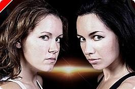 Boxeo entre chicas de póquer: Boeree vs. Castello en el Casino Rio de Las Vegas