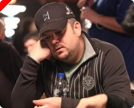 John Kabbaj Massive ChipLeader in $10,000 Pot Limit Hold'em, Fullflush Takes Swipe at Feldman
