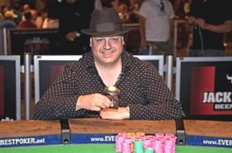"2009 WSOP: Razz #44, Lisandro Wins Bracelet to Complete ""Stud Triple Crown"""