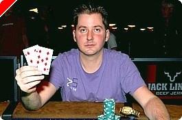 2009 WSOP: NLHE #36 Jordan 長時間のファイナルテーブルを制する