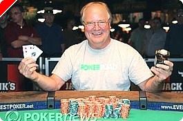 WSOP 2009: Michael Davis стал победителем турнира #43, $1 000 Seniors...