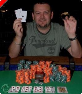 WSOP 2009: Evento#45 - John Kabbaj Leva a Bracelete Para a Rainha