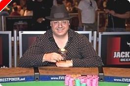 """2009 WSOP: ラズ #44 Lisandro ブレースレット獲得 """"スタッド三冠王"""""""