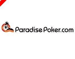 Laptop, LCD TV og iPod i spesialpremier hver måned hos Paradise Poker!