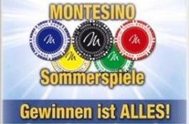 Die Montesino Poker Sommerspiele sind eröffnet