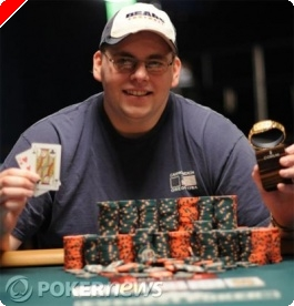 WSOP 2009: Tony Veckey Leva Ouro no Evento #54 - $1,500 NLH