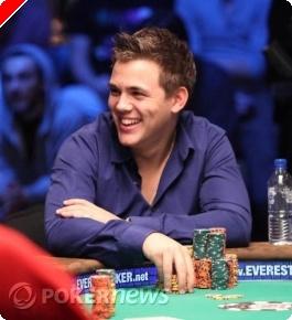 WSOP Dag 1a – Jonas Klausen bedste ud af 14 danskere der gik videre til dag 2