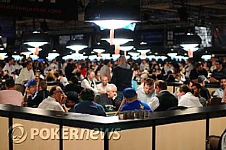 2009 WSOP: $10,000 NLHE Main Event Day 1a, Redmond Lee Grabs Early Lead