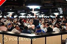 WSOP 2009 en directo: Eric Cloutier se aferra al liderato en el Día 1a del Evento Principal...