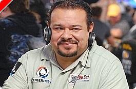 WSOP 2009 en directo: Evento Principal $10,000 NLHE, Demes encabeza el campo de juego en el Dia...