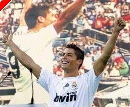 Cristiano Ronaldo Marca Pontos na Unibet!