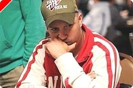2009 WSOP: $10,000 NLHE メインイベント Day 1d, Weber がチップリーダー