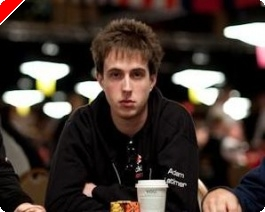 Adam Latimer Tops UK Day 2B Chip Counts