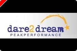 Dare2Dream přináší mentální trénink odpovídající pokerovému životnímu stylu