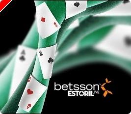 Betsson Live Estoril 2009 Regressa a Portugal em Novembro!