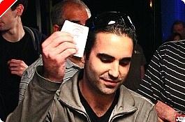 WSOP 2009: День 4 Главного Турнира World Series of Poker, бабл...