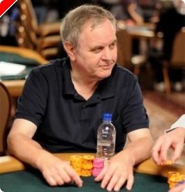 WSOP Main Event - Björin och Palevic enda svenskar till dag 6