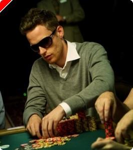 WSOP Main Event - Kasper Cordes med i toppen før dag 6